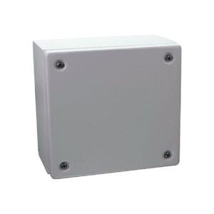 Caja terminal circuito eléctrico