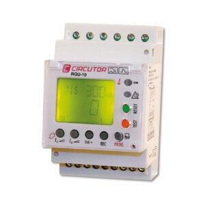 Relé electrónico de protección diferencial serie WG